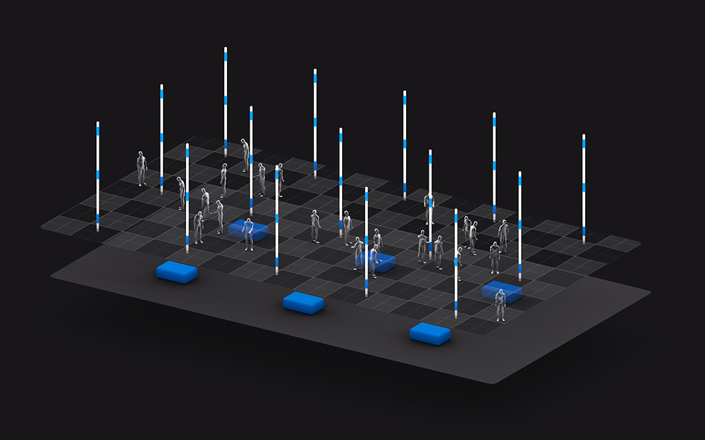 Tracer: Spatial Sound Composer